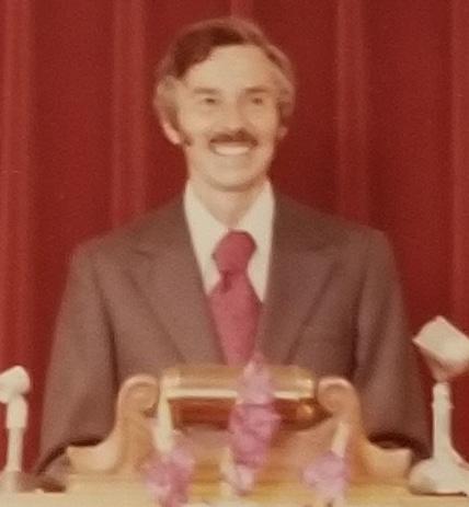 Rev. Ross Goodman