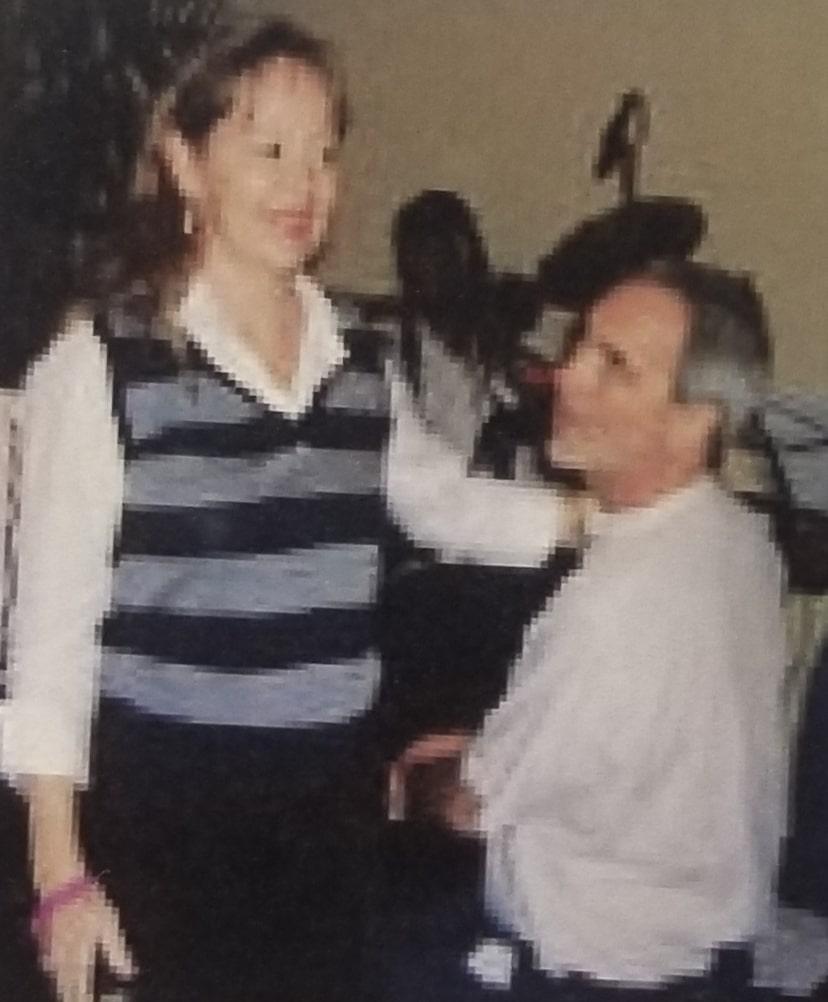 Tanya and John McEwen