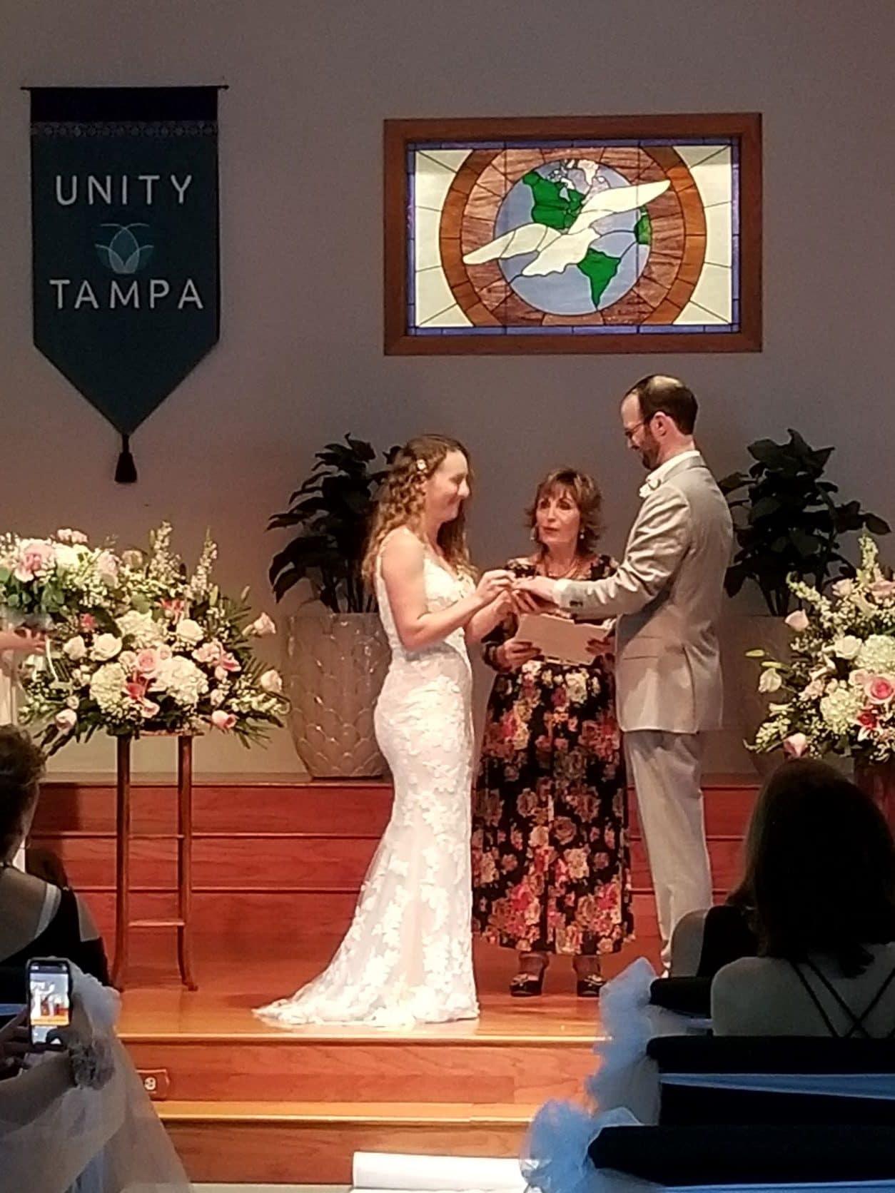 Wedding Unity of Tampa
