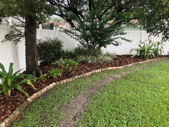 unity of tampa flower beds